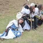 Les Médiévales de l'Estuaire - troupe