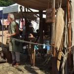 Les Médiévales de l'Estuaire stand